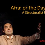 Afra or the Day Passes: A Structuralist Reading (II)